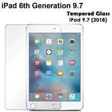 Película Protectora De Pantalla de Vidrio Templado para Apple iPad 9.7/de pulgada 2018 6th generación A1893