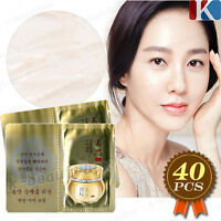 MISSHA Gold Snow Gumsul Giyun Eye Cream 40pcs / Anti-Aging Lifting/Firming Cream