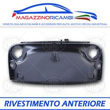RIVESTIMENTO FRONTALE CALANDRA ANTERIORE FIAT 500 F-L D'EPOCA MARCA RHIBO