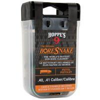 Hoppes 24003D Pistol/Revolver Boresnake for .40/.41 Caliber Handguns