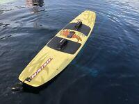 Naish kiteboard Kite Surfing TT62 - 186cm X 44cm