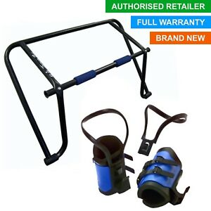 Teeter Gravity Boots (Standard / XL sizes) (+ Optional EZ-Up Inversion System)