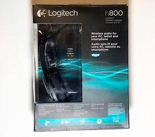 LOGITECH H800 Bluetooth Wireless Headset.