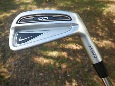 Nike CCI Forged 6 Iron Golf Club S300 Dynamic Gold Steel Shaft Dritack Grip RH