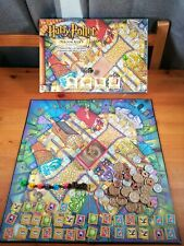 Harry Potter Diagon Alley Board Game 100% Complete