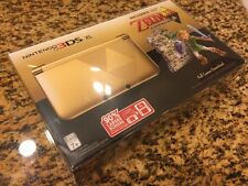 Nintendo 3DS XL Legend of Zeda Link Between Worlds Limited Edition Console -New-
