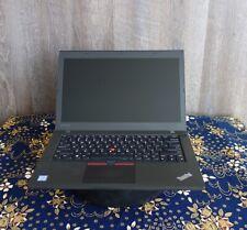 New listing Lenovo ThinkPad T460 i5-6300U, 16Gb, 192Gb Ssd, 1920 x 1080, Win 10 Pro A/C chgr
