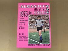 [VH2-013] ALMANACCO ILLUSTRATO DEL CALCIO 1975 - ED. PANINI - EDICOLA