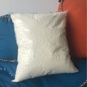 500g/250g Wholesale White Foam Balls beanbag baby Filler bed sleeping Pillow