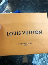100% Authentic Louis Vuitton Paper Gift Shopping Bag