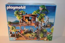 8593 playmobil Outdoor Expedition Lodge 3217 - BOX ONLY