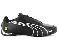 Puma Future Kart Cat Chaussures Hommes Sneaker Ferrari Motorsport 306170-02 Noir