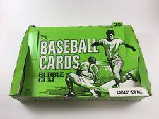 1973 Topps Baseball Cello Empty Box (LB03)
