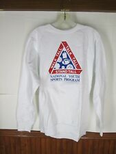 Rawlings vintage Dead Stock Sweatshirt L National Youth Sports Program NYSP NOS!