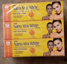 Nano Tube cream. Clears sunburns, acne & Lightens Skin - One