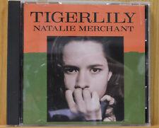 Natalie Merchant - Tigerlily (CD, Jun-1995, Elektra (Label)) M-