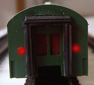 Zugschlussbeleuchtung für Personenwagen BTTB universal