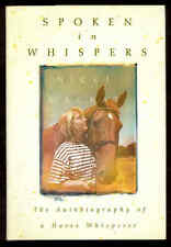 Spoken In Whispers Book Nicci Mackay Horse Whisperer Autobiography Cotwolds
