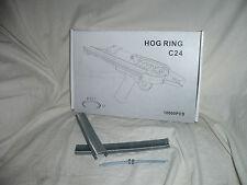 6000 Zinc Aluminium  Pneumatic Air clip pliers fencing C-Clip gun Hog ring clips