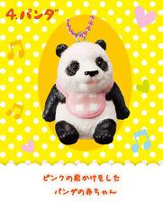 "Re-ment Dollhouse Petit Animal Series - KoroKoro Animal Mascot ""Panda"""
