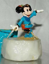 Disney 1995 Ron Lee Mickey Brave Little Tailor LE Sculpture Artist Proof Signed