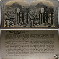 Keystone Stereoview of The Parthenon in Athens, GREECE From 600/1200 Card Set