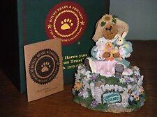 Boyds Bears 2003 ~1E MISS HATTIE & COMPANY~  MUSIC  BOX  STYLE #270569