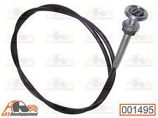 TIRETTE cable Starter incription - S - NEUVE Citroen 2CV DYANE MEHARI HY  -1495-