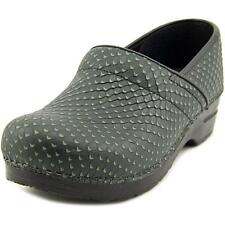 Sanita Leather Med (1 in. to 2 3/4 in.) Flats for Women