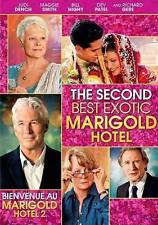 The Second Best Exotic Marigold Hotel [Bilingual] - DVD