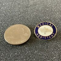 Medical Assistant Pima Medical Institute Arizona Pin Pinback #39475