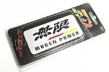 1pcs Auto Aluminum Luxury  Mugen Power Car body Emblems Badge Sticker Decoration