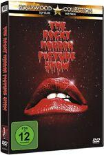 DVD THE ROCKY HORROR PICTURE SHOW # Tim Curry, Susan Sarandon # KULT ++NEU