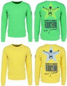 Chiemsee Unisex Sweatshirt mit Backprint 22191503