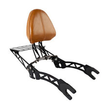 Passenger Sissy Bar Backrest & Luggage Rack For Indian  Scout Sixty 2016-2019