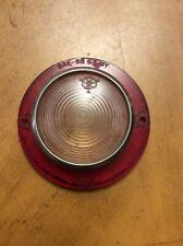 1963 Mercury LH Taillight Backup Lamp Lens SAE-RB63MY