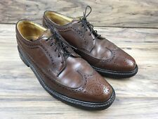 Florsheim Imperial Longwing Mens shoes Calfskin Leather 97625 9.5D
