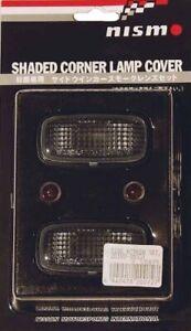 NISMO Nissan Sylvia S15 Smoked Shaded Side Marker Winker Set 26100-RNS51