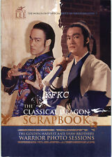 BRUCE LEE FOREVER The Classical Dragon SCRAPBOOK Warrior Photo Sessions Magazine