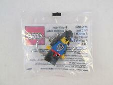 Lego Keychain / Keyring - Castle Black Falcons 1984 Guard / Knight SEALED Falcon