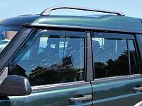 Land Rover Discovery 2 Td5 & V8 viento desviadores conjunto de 4 DA6071
