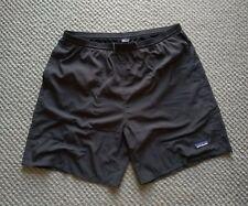 Patagonia L Mens Black Swimming Shorts
