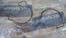 NOS 79 80 81 Firebird Trans Am WS6 4 wheel disc brake rear caliper pad clips GM