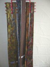 lot de 6 cravates en soie
