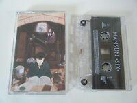 MANSUN SIX CASSETTE TAPE PARLOPHONE EMI UK 1998