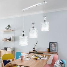 Modern E27 Ceiling Chandelier Lighting Fixture 3-Light Dining Room Pendent Lamp