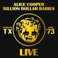 Alice Cooper - Billion Dollar Babies (Live) NEW Sealed Vinyl LP Album