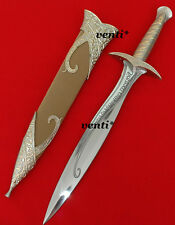 Sting Sword Of Frodo With Rigid Scabbard Lotr New