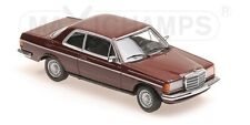 Mercedes Benz (W123) 230Ce Red 1976 MINICHAMPS 1:43 940032221