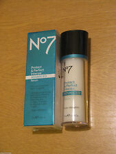 Boots No. 7 Serum Anti-Ageing Products